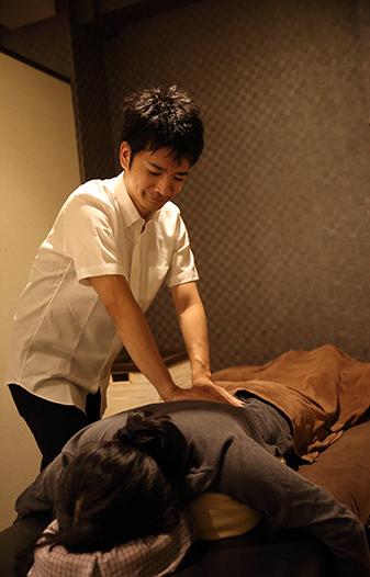 しっかりとした治療技術3