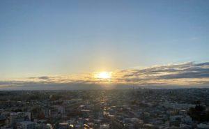 浦和初日の出